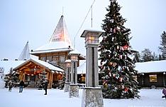Séjour en famille au pays du Père Noël en Laponie finlandaise