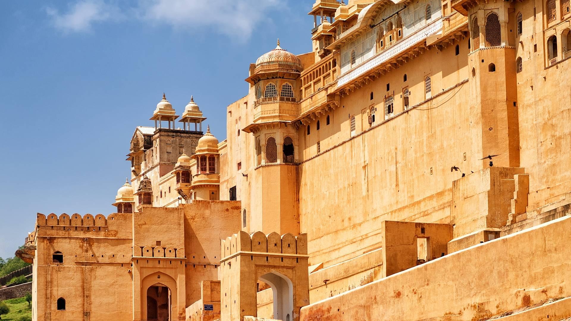 Das ländliche Rajasthan