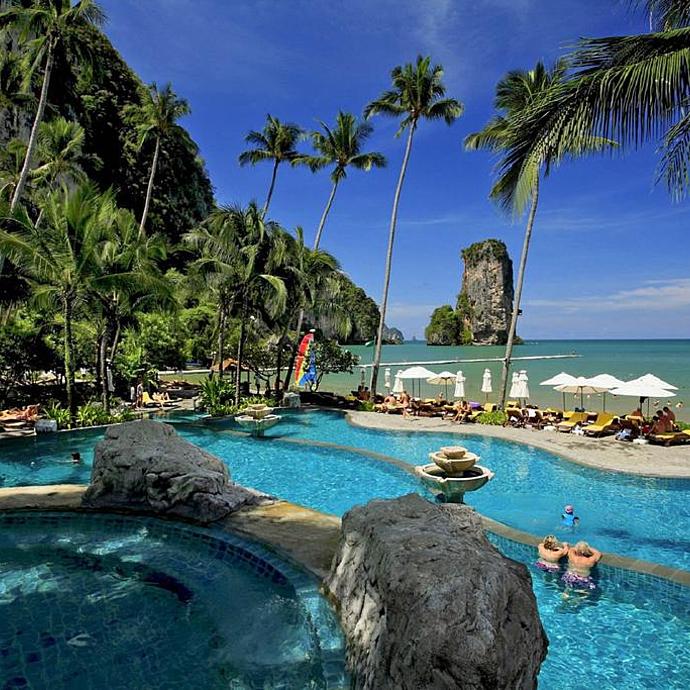 Circuito tailandia luna de miel en hoteles de lujo evaneos - Hoteles luna de miel ...