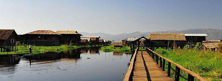 Idées de voyage en Birmanie