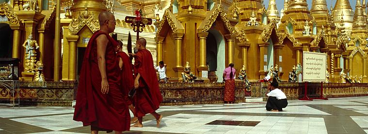 Les incontournables en Birmanie
