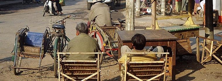 Politesse et usage en Birmanie