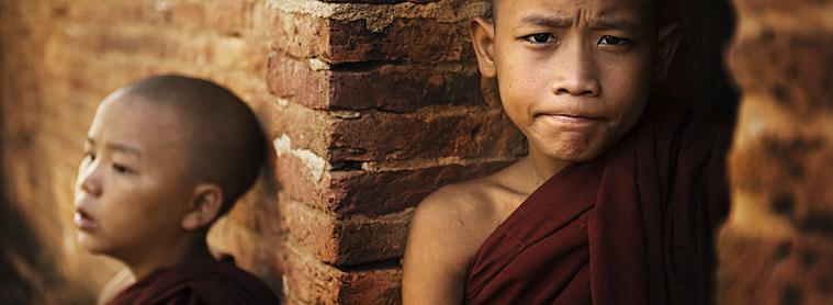 Communication en Birmanie