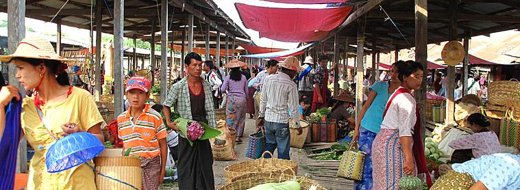 Birmanie ou Myanmar ?