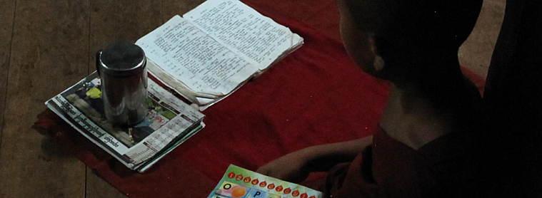 Livres de route pour la Birmanie