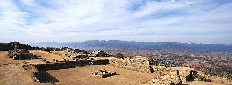 Mexique - Monte Alban