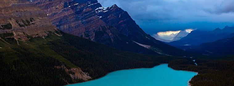 Parc National du Banff