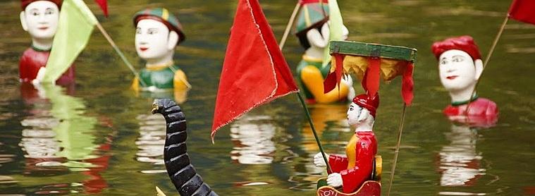 Marionnettes sur l'eau_ Théâtre sur l'eau