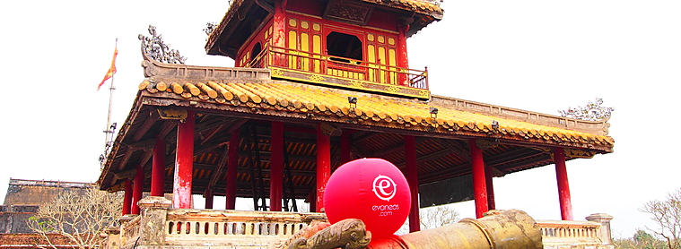 La citadelle impériale de Hue