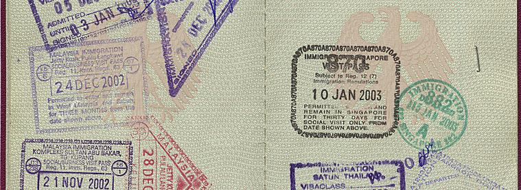Passeport et visa pour l'Australie
