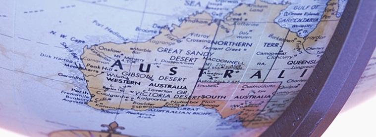 Globe Australie