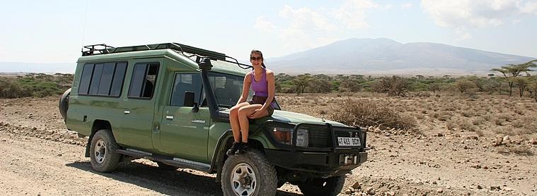 Voyagez seule en Tanzanie n'est pas un soucis tant qu'on respecte certaine règle de sécurité