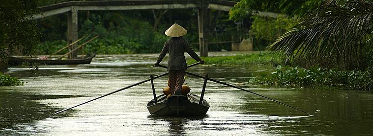 Partez découvrir les endroits magiques du Vietnam.
