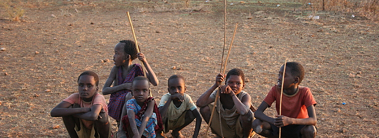Rencontrez les familles Tanzaniennes avec la votre !