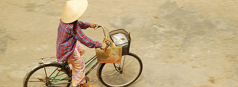 Trouver son moyen de transport au Vietnam