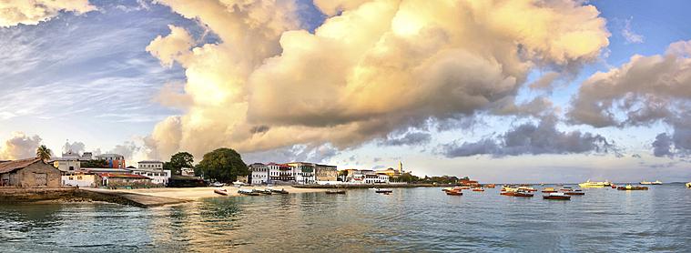 Stone Town, une ville côtière au patrimoine historique conséquent