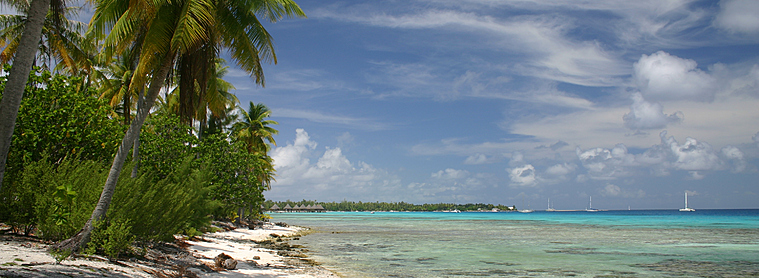 Rangiora Island, Iles Tuamotu