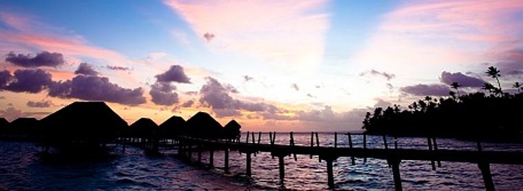 Les paysages de Polynésie Française