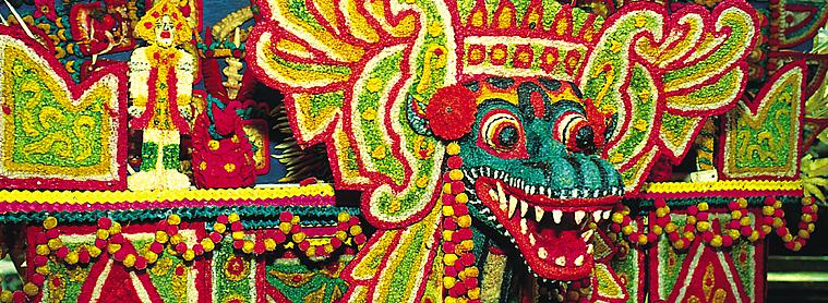 Profitez des festivités pour découvrir une autre facette de l'Indonésie !