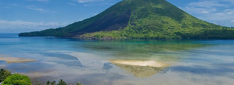 Les îles Banda, aussi connu sous le nom d'îles aux épices