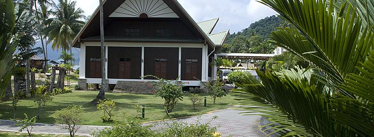 Eglise Polynésienne
