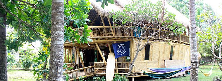 Vous trouverez en Indonésie un large éventail d'accommodation!