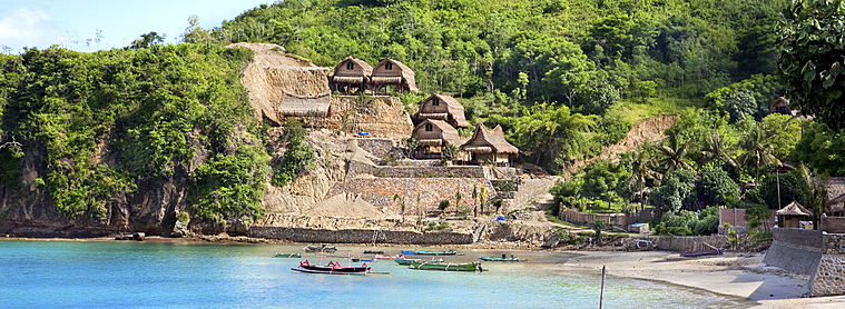 Sur l'île de Lombok, plus calme que sa voisine Bali, découvrez une Indonésie naturelle et authentique !