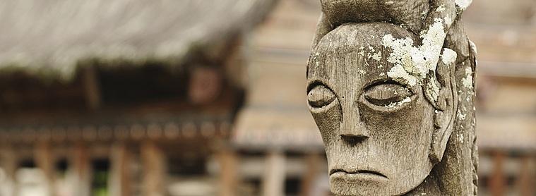 Au nord de Sumatra, proche du Lac Toba, immergez vous dans la culture Indonésienne auprès des tribus locales !