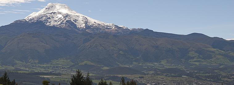 Retrouvez lors de votre voyage en Equateur une géographie diverse, entre Montagne et Côtes !