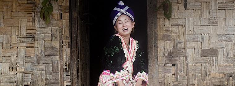 Les minorités ethniques au Laos
