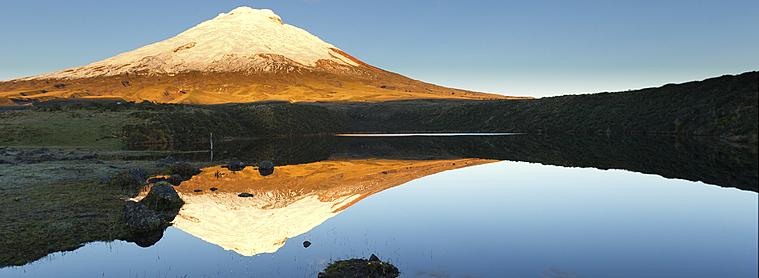 Le volcan Cotopaxi, symbole équatorien et incontournable de votre voyage en Equateur !