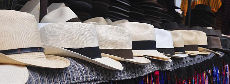 Vous pourrez visiter à Cuenca, lors de votre voyage en Equateur, l'un des atelier de fabrication du Panama