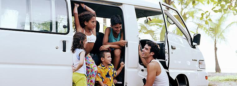 Le Costa Rica en famille