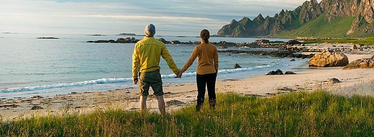 Vous cherchez un bol d'air frais en amoureux ? Ce pays est fait pour vous : des paysages à vous couper le souffle et un calme absolue !