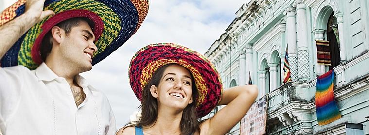 Enfilez votre sombrero et partez en couple à la découverte du Mexique !