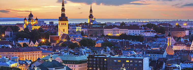 Tallinn, ville aux milles et une couleurs !