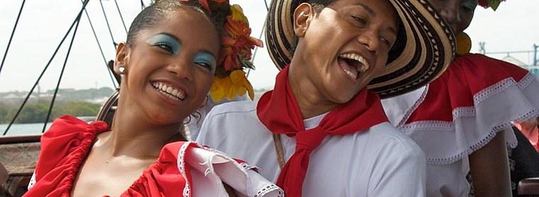 Danse Colombie
