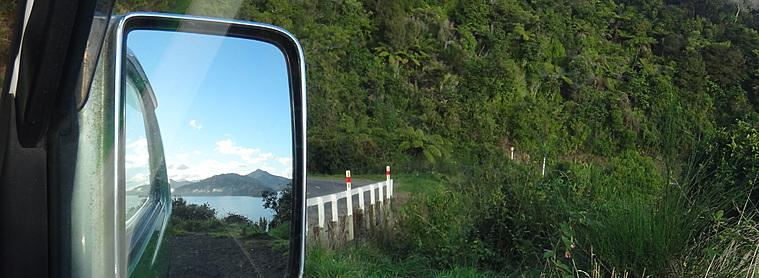 Road trip en Nouvelle Zelande