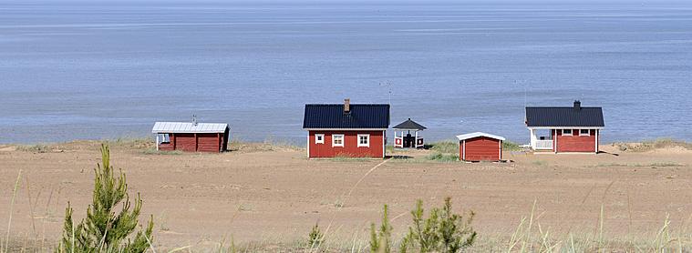 Les dunes de Kalajoki