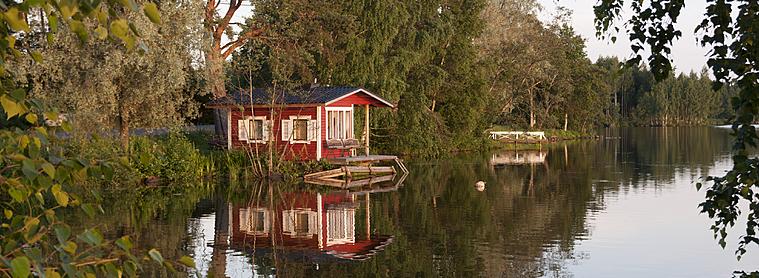 Une coutume de la Finlande : le sauna !