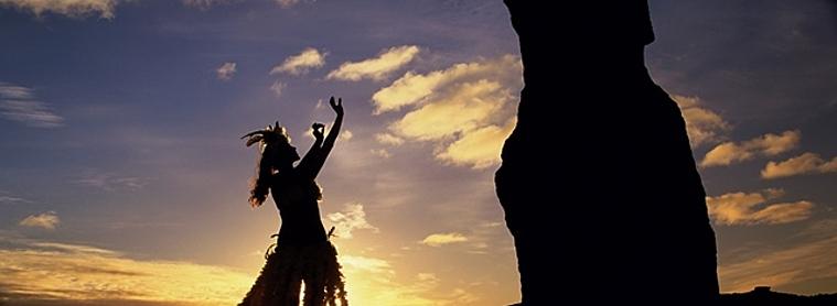 Danse Easter Island