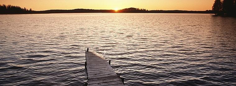 Découvrez la région des lacs durant votre semaine en Finlande !