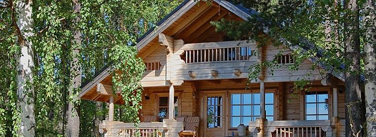 Cottage à Inari, Finlande