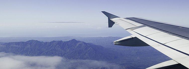 Prendre l'avion en Argentine