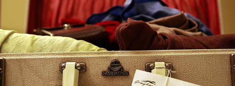 Préparez vos bagages