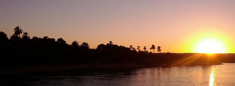 La météo de votre voyage en Egypte !