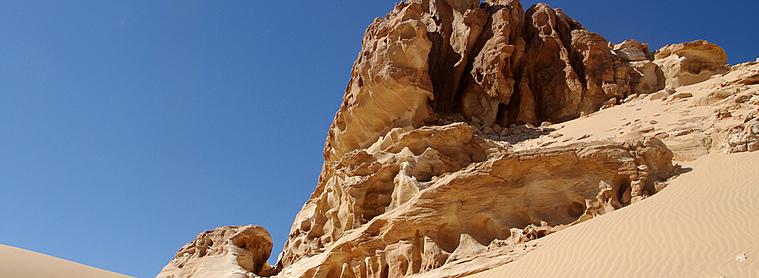 Le Sinaï, l'un des incontournables de l'Egypte !