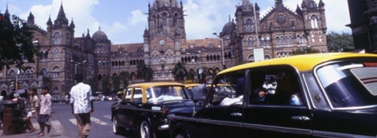 Taxi Victoria Station - Mumbai