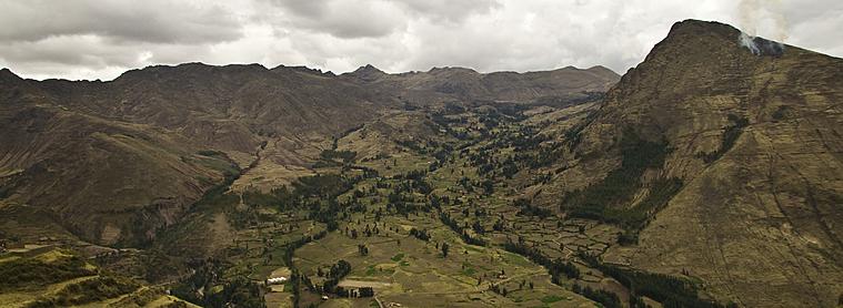 Pisac, la vallée sacrée