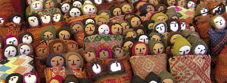 Poupées péruviennes
